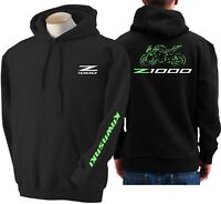 Felpa moto Kawasaki z1000 2011-13 hoodie sweatshirt bike hoody Hooded sweater