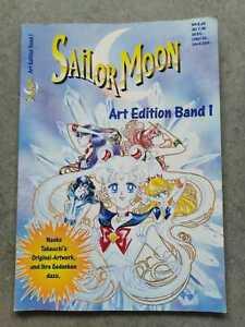 Sailor Moon Art Edition Band 1 (Artbook) Japan Manga Anime Naoko Takeuchi