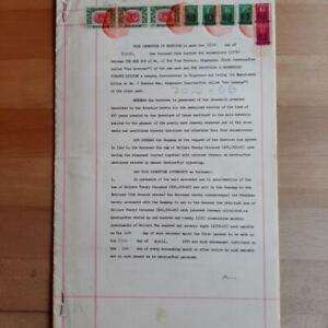 Singapore document 1976 revenues fiscal