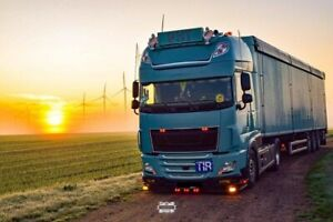 Visiere Daf Xf 105 106 Ssc