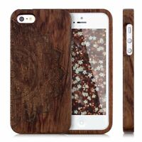 Natural Wooden Wood Bamboo Case for  i Phone X/10/8/5/5c/SE/6/6s/7/Plus/XR/XSMAX
