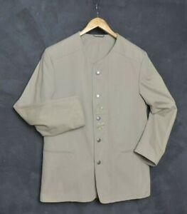 Australia Men Blazer Jacket 50 Country Cotton Jagd Hunting Tyrol Loden Trachten