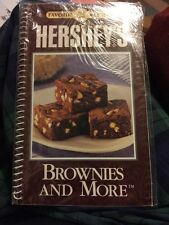 Hershey's Brownies and More (2008, Paperback) Sealed