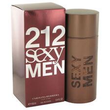 212 Sexy By Carolina Herrera 3.4 oz Edt Spray For Men New In Box
