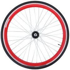 28 PULGADAS 700c Viking rueda trasera Fixie Singlespeed hochflansch Fixed Equipo