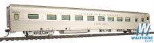 HO - BROADWAY LTD 520 DENVER & RIO GRANDE Sleeper CALIFORNIA ZEPHYR Silver Aspen