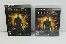 Deus Ex: Human Revolution for Playstation 3 PS3 Brand New! Fast Shipping!