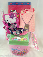 ❤️HELLO KITTY LOT 😺 Christmas 🎄 Stocking Stuffers Party Favors NEW Gifts #16❤️