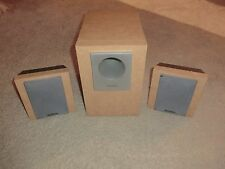 Pioneer s-l7-w Subwoofer and s-l7-lr Speakers/Boxes 2.1, 2j. Warranty