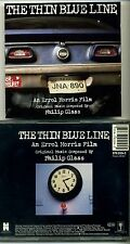 PHILIP GLASS - The Thin Blue Line - 1989 Elektra Germany