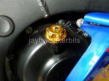 OIL FILLER CAP CNC GOLD Kawasaki Versys 1000 650  GPX250 KR1 KR1S250  NEW R2B6