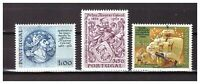 S23934) Portugal 1969 MNH Pedro Alvares Cabral 3v