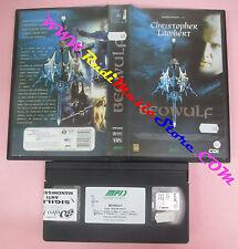 VHS film BEOWULF 1998 Christopher Lambert Graham Baker MFD C083364 (F154) no dvd