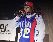 Jadakiss The LOX Rapper Signed 8x10 Photo Autographed COA N1