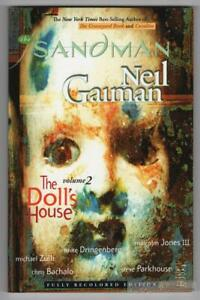 SANDMAN Vol 2 Neil Gaiman TPB 9-16 graphic novel DC Comics SC softcover GN 2010