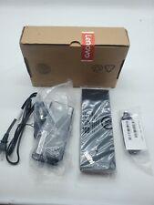 New listing ThinkPad Dk1841 Thunderbolt 3 Dock Gen 2 With 135W Ac/Ad New