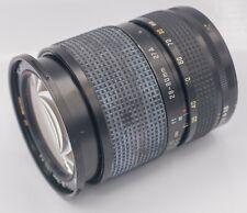 Tamron SP 28-80mm F3.5 Adaptall 2 Mount Zoom Lens For SLR/Mirrorless Cameras