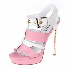 Buckle Very High (4.5 in. and Up) Strappy Heels for Women