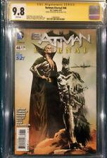 JAE LEE ORIGINAL Sketch Art CGC 9.8 BATMAN Dark Knight Signed not CBCS Eternal