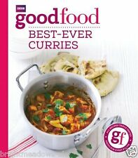 BBC Good Food Best Curries Diet Cook Book Healthy Eating Weight Low Fat