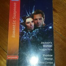 Jackson's Woman: AND Shadow Warrior by Maggie Price, Linda Conrad MILLS AND BOON