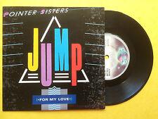 Pointeur soeurs - Jump (pour my love) / Heart Beat , Planet Records rps-106 VG