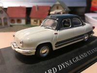 PANHARD Dyna grand standing 1958 1/43 ixo altaya