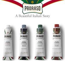 Proraso Shave Cream Shaving Cream Tube 150 ml Protect Refresh Sensitiv Nourish