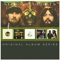 Seals and Crofts - Original Album Series [CD]