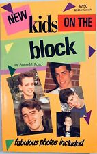 New Kids On the Block, by Anne M. Raso Modern Publishing 1989 Paperback Vintage!