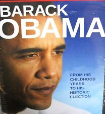 Biography - Barack Obama NEW DVD, Inaugural Edition.History,A&E TV,President