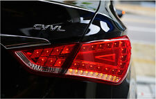 Superlux LED Rear Tail Lamp Light Assy For 2011 2012 2013 2014 Hyundai Sonata