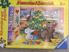 Puzzle:  Mäuseschlau und Bärenstark 60 Teile, 5+
