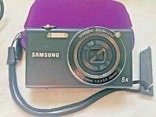 Samsung EC-SH100 Wi-Fi Digital Camera with 14 MP, 5x Optical Zoom & Touchscreen