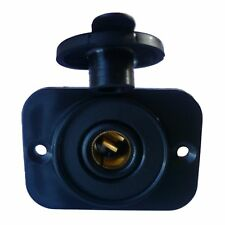 15A Hella / DIN 12V Accessory Power Socket (Diameter: 12mm – 13mm) + MOUNT PLATE