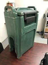 Cambro Green Insulated Beverage Dispenser 165x12x265 Uc500 Cof 21 006
