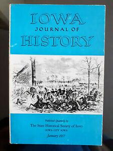 1957 Iowa Journal Of History, Company D 11th Iowa Infantry 1861-65