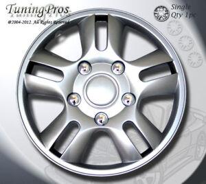 "Hubcap 15"" Inch Wheel Rim Skin Cover Qty 1pc Single -Style Code 006 Hub Caps-"