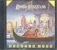 Rondo' Veneziano - Venezia 2000 Bmg Ariola Cd Ottimo