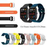 Weich Silicon Strap Sport Watchband Watch band For Xiaomi Huami Amazfit GTS