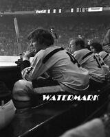 NHL Boston Bruins Bobby Orr Cashman & Sanderson Black & White 8 X 10 Photo Pic