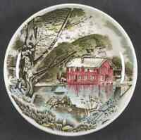 Johnson Brothers THE FRIENDLY VILLAGE (MADE IN ENGLAND) Old Mill Coaster 4987020