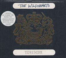 The Wildhearts CD-MAXI I WANNA GO WHERE THE PEOPLE GO LIMITED EDITION