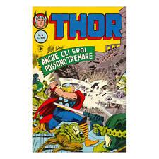 Thor - seconda serie Corno n. 4, 7 luglio 1982