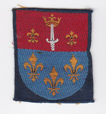 SCOUTS OF FRENCH - FRANCE ROMAN CATHOLIC SCOUT (PRO) SAINTE JEANNE D'ARC Patch
