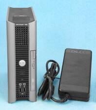 Dell Optiplex 760 USFF PC Solid State Drive, E5700/2GB//DVD/60G SSD Win 10 PRO