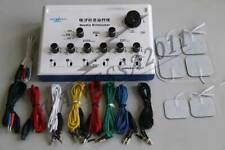 Newest Pulse Electronic Acupuncture Stimulator Machine 6 output channel