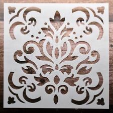 Mandala Laser Cut DIY Stencil Painting For Wood Tiles Fabric Clothing Template