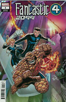 Fantastic Four 2099 #1 Variant Cover Marvel Comics 2019