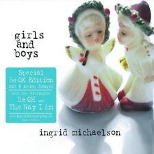 CD Album Ingrid Michaelson Girls And Boys (Be OK, The Way I Am) 2009 Vertigo